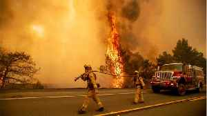 Authorities Search For Missing In Wind-Whipped California Wildfires [Video]