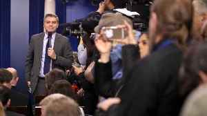 CNN Sues Trump, Sanders Over Jim Acosta's Revoked Press Pass [Video]