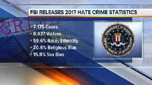 FBI: More than 450 hate crime incidents reported in Michigan last year [Video]