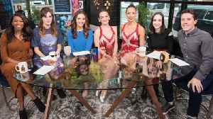 BUILD Brunch: November 13, The Rockettes Join The Table [Video]