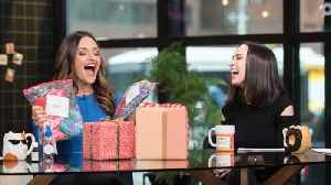 BUILD Brunch With Brit: How To Keep Your Holiday Travel Stress-Free [Video]