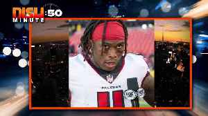 Cleveland Minute: Atlanta Falcons' Julio Jones Breaks NFL Record For Fastest Player [Video]