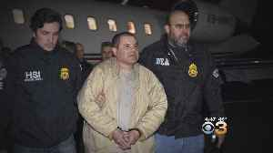 'El Chapo' Trial Begins In New York