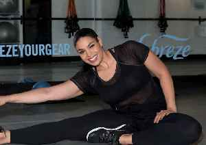 Jordin Sparks Shares Her Post-Baby Workout Tips and Playlist [Video]