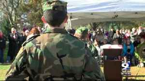 Eugene and Springfield communities celebrate Veterans Day [Video]