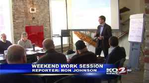 City Council holds Saturday work session [Video]