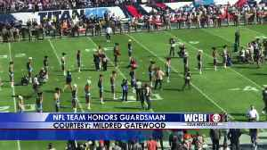 Soldier Honored [Video]