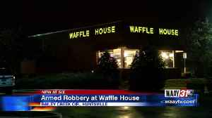 Waffle House Customer's Response to Robbery [Video]