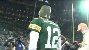 Packers coverage: Gregg reports from Lambeau as team gets ready for Thursday trip to Seattle