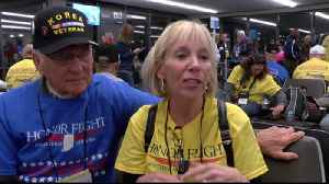 'A Flight to Remember' Volunteers Reflect on Washington D.C. Trip [Video]