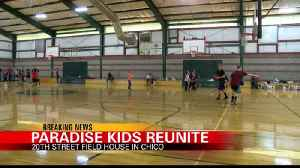 Paradise Middle School Students Reunite after Camp Fire Explodes