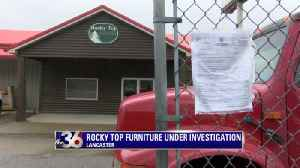 Rocky Top Furniture under investigation [Video]