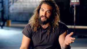 Aquaman with Jason Momoa - Behind the Scenes [Video]