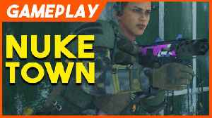 Call of Duty: Black Ops 4 Nuketown Gameplay [Video]