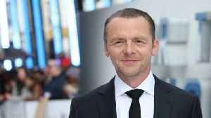 Simon Pegg Says He Misses George Lucas Working On 'Star Wars' [Video]