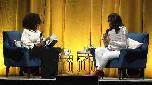 Michelle Obama & Oprah talk candidly about White House life [Video]