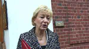 Andrea Leadsom: 'Optimistic we'll have good Brexit' [Video]