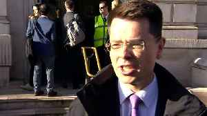 James Brokenshire: 'We should get behind PM on Brexit' [Video]