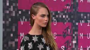 Cara Delevingne sought bride's permission for royal wedding top hat and tails [Video]