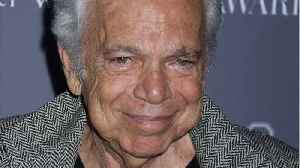 Ralph Lauren Celebrates 50 Years In Fashion, To Be Made Honorary Knight [Video]