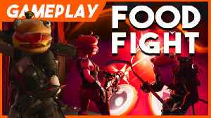 Fortnite's Food Fight Mode is Here For A Limited Time Only [Video]