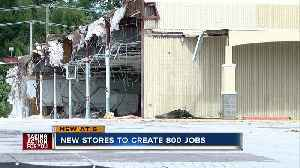 New stores to create 800 jobs in Brandon [Video]