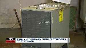Detroit mom turns to 7 Action News after spending weeks without a working furnace [Video]