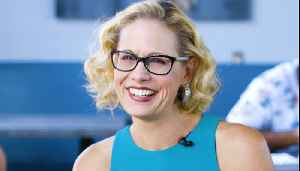 Kyrsten Sinema Becomes First Democratic Senator in Arizona in Three Decades [Video]