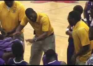 Mississippi Basketball Coach Uses Sign Language in Pep Talk to Deaf Players [Video]