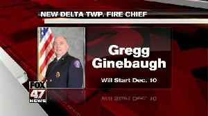 Delta Township has selected its next Fire Chief [Video]
