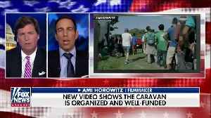 Filmmaker discusses what he found after embedding himself within the migrant caravan [Video]