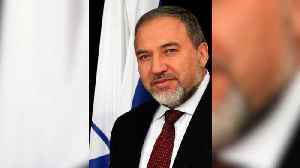 Israeli Defense Minister Resigns In Protest Of Cease-Fire With Hamas [Video]