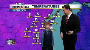 Jacob Clapp is our NBC26 Weather Kid! [Video]