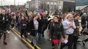 Protesters March Through Cork After Controversial Comments Made at Rape Trial [Video]