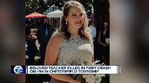 Avondale Schools mourns elementary school teacher killed in crash [Video]