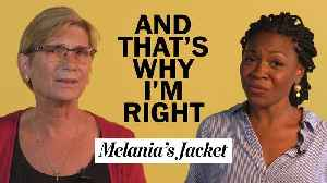 And That's Why I'm Right | Melania's jacket [Video]
