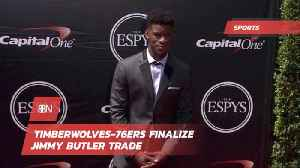 Jimmy Butler NBA Trade Is Finalized [Video]