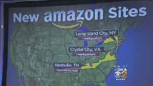 Amazon Passes Up Pittsburgh Offer, Bases HQ2 In NY, Virginia [Video]
