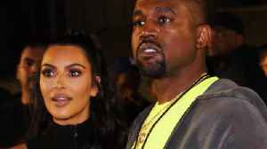 Kim Kardashian and Kanye West reportedly hired private firefighters to help save their neighborhood [Video]