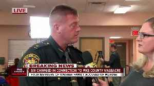 Pike County sheriff gets emotional talking about arrests [Video]