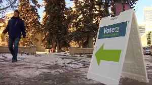 Polls open for vote in Calgary's Olympic 2026 bid [Video]