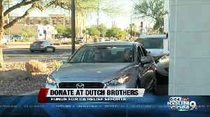 Dutch Bros steps up to raise money for California wildfire relief efforts [Video]