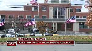 Medina police believe potential active shooter situation at hospital was a hoax [Video]