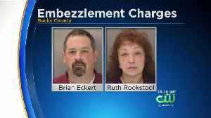 2 Charged With Stealing More Than $100,000 From Now-Defunct Morrisville Ambulance Squad [Video]