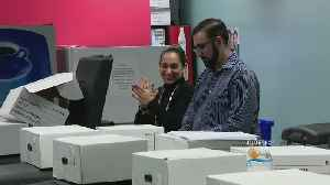 Final Ballot Fed Into Miami-Dade Machines Well Ahead Of Recount Deadline [Video]