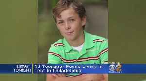 N.J. Teen Found Safe After Being Missing For 2 Weeks [Video]