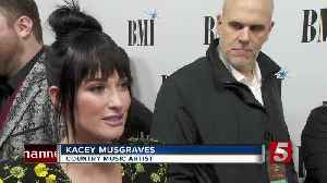 Country artists honored at BMI Awards [Video]