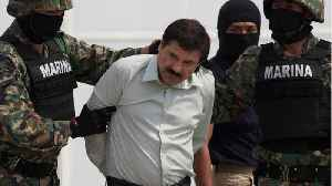 Lawyer Claims El Chapo Is A  'Scapegoat' [Video]