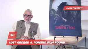 A New George A. Romero Film Is Discovered [Video]