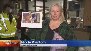 Working To Reunite Pets With Owners After Camp Fire [Video]